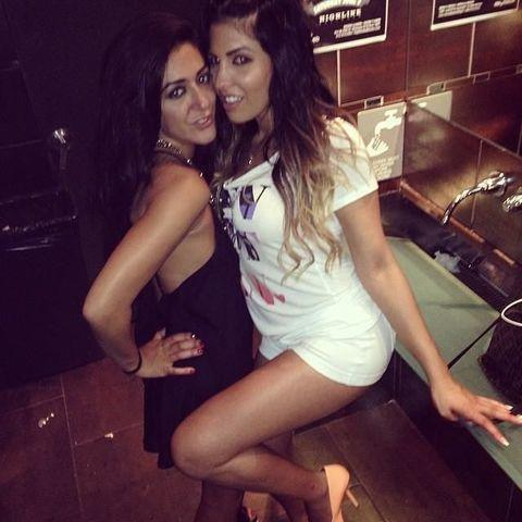actress Natalie Guercio 25 years sexual image in public