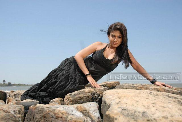 Nayantara topless photography