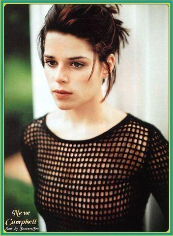 models Neve Campbell 2015 raunchy pics beach