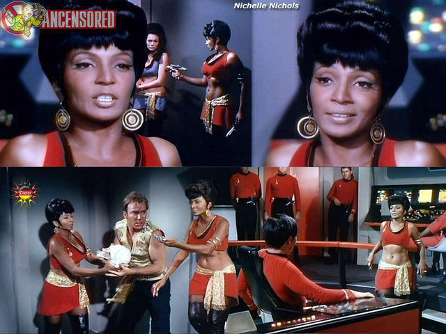 celebritie Nichelle Nichols 20 years Without clothing picture in the club