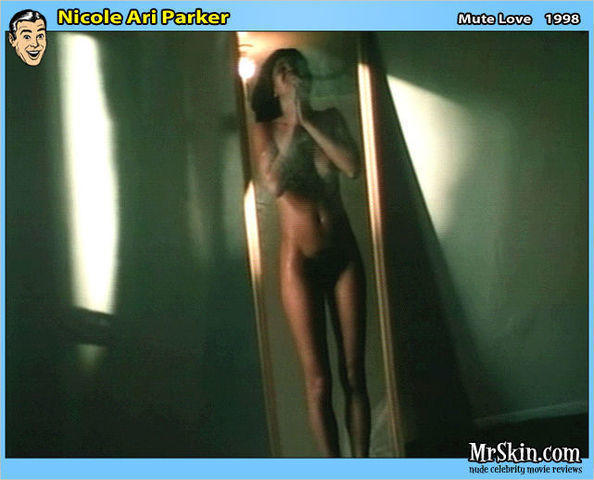 models Nicole Ari Parker 18 years denuded pics in the club