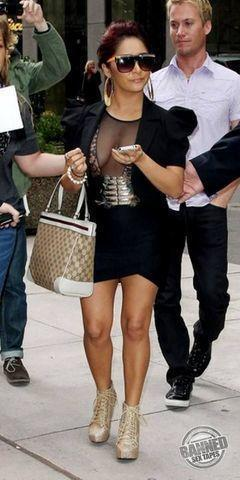 celebritie Nicole Snooki Polizzi 19 years undressed pics home
