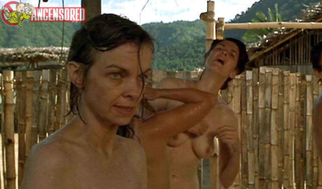 Pamela Rabe topless photo