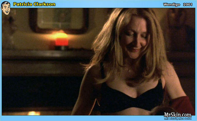 Naked Patricia Clarkson photography
