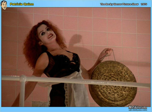 models Patricia Quinn 21 years buck naked art home