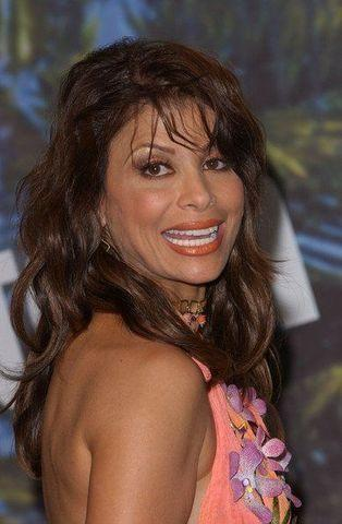 actress Paula Abdul 19 years naturism photos beach