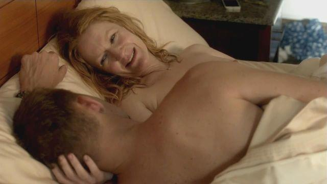 celebritie Paula Malcomson young unclad photography home