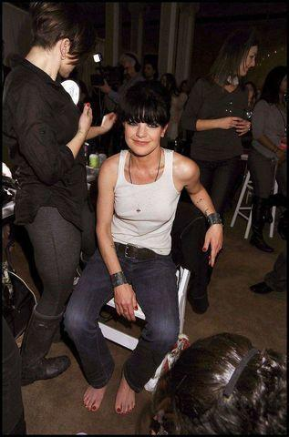 models Pauley Perrette 21 years nude picture in the club