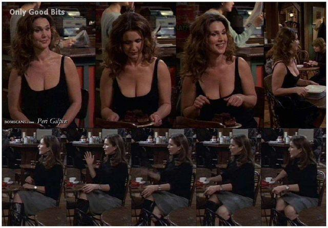 actress Peri Gilpin 2015 lecherous foto in public