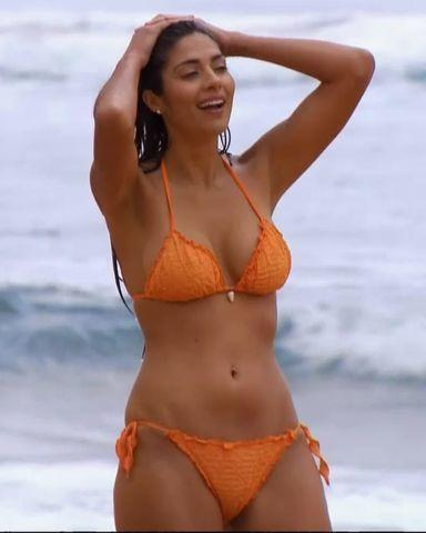 actress Pia Miller young unsheathed photos beach