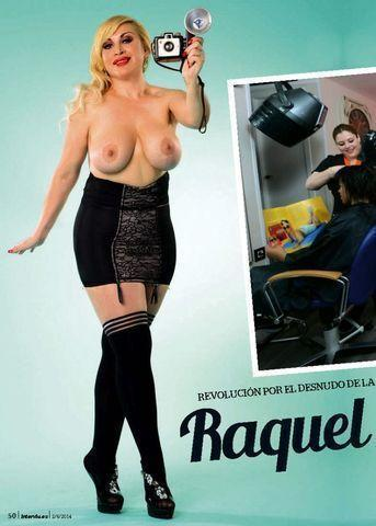 Naked Raquel Mosquera picture