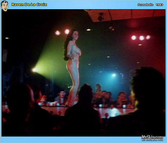 actress Raven De La Croix 2015 Without swimming suit photos in the club