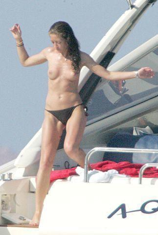 Rebecca Gayheart topless photo