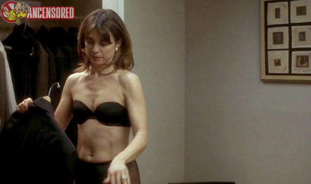 actress Rebecca Pidgeon 19 years Without swimming suit snapshot in the club