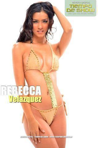 actress Rebecca Velazquez 19 years romantic pics beach