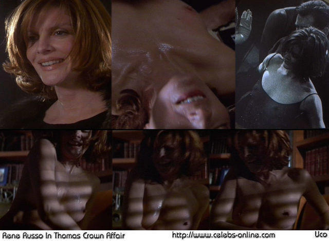 Rene Russo nude picture