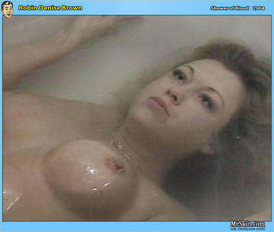Robin denise brown nude pics