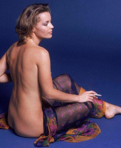 actress Romy Schneider 25 years ass pics beach