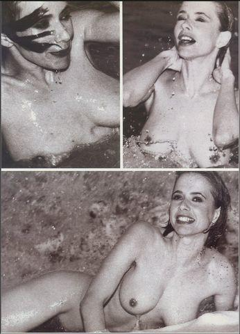 Naked Rosanna Arquette photo