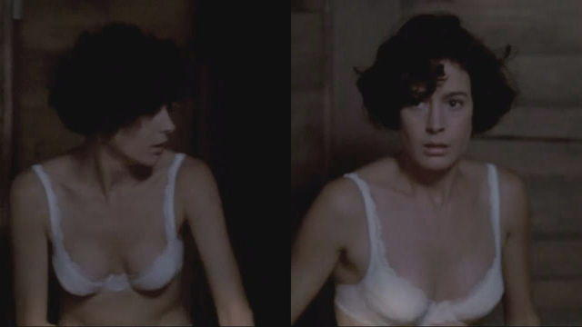 Hot photo Sean Young tits