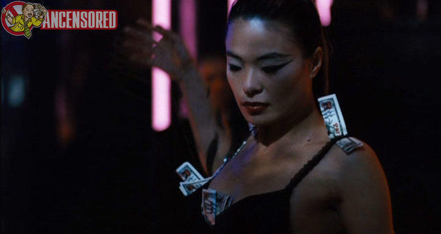 models Selena Khoo 24 years voluptuous photoshoot in the club