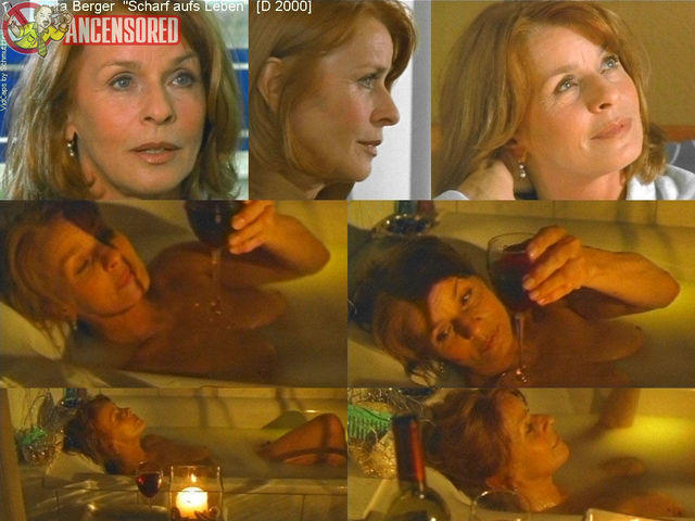 celebritie Senta Berger 22 years bareness image home