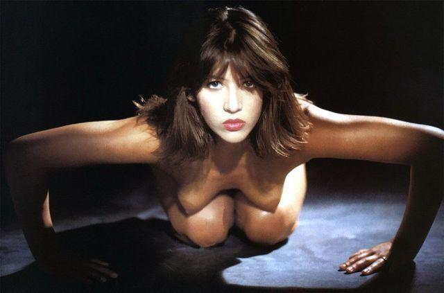 actress Sophie Marceau 2015 denuded image in the club