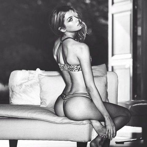 Stella Maxwell topless photography