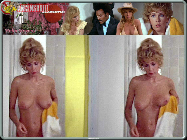 actress Stella Stevens 19 years fervid foto home