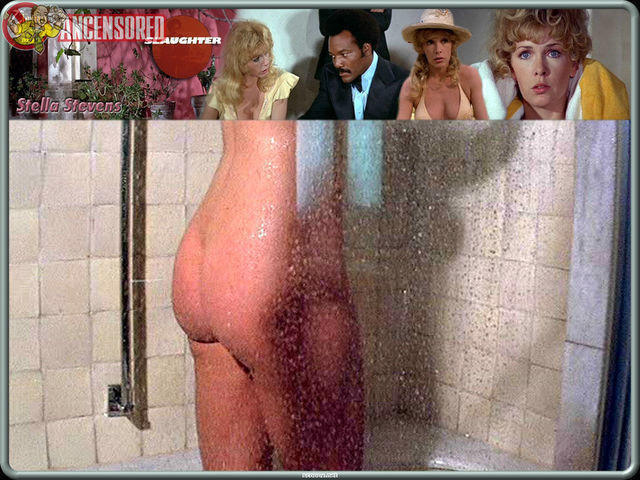 Stella Stevens topless photography