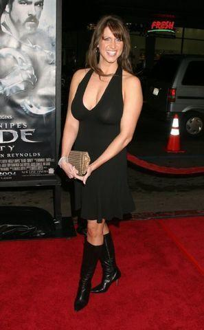 Naked Stephanie McMahon-Levesque image