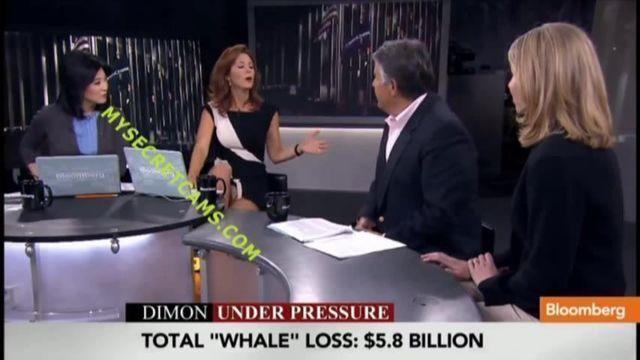 Hot snapshot Stephanie Ruhle tits