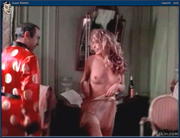 Susan Blakely topless photo