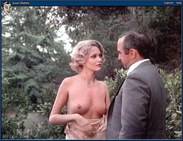 Hot photography Susan Blakely tits