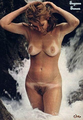 Suzanne Somers topless picture
