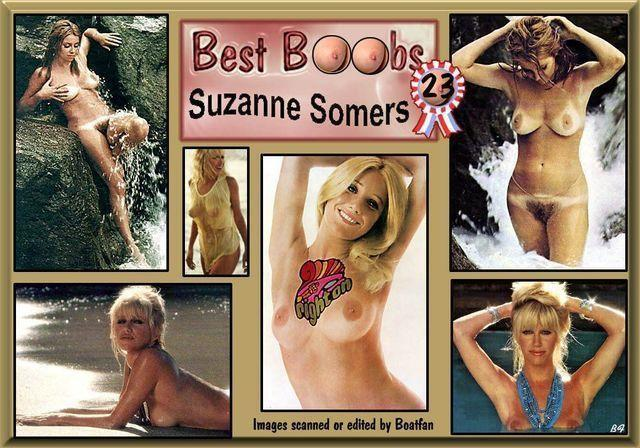 Naked Suzanne Somers foto