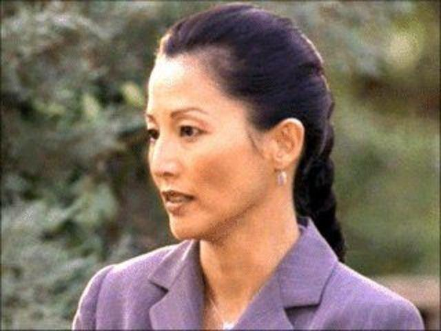 Tamlyn Tomita topless picture
