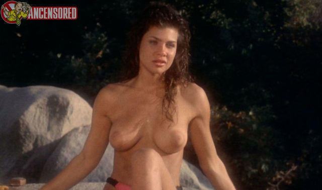 actress Teri Weigel 18 years disclosed art in public