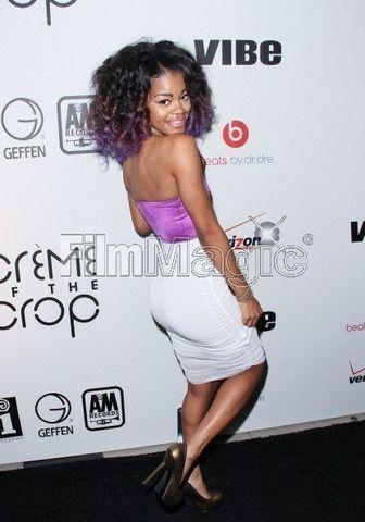 models Teyana Taylor 21 years nude photo in the club