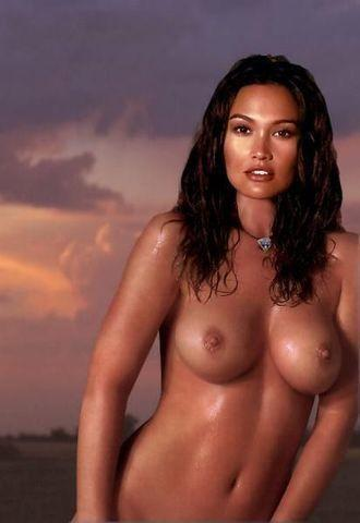 models Tia Carrere young rousing photos home