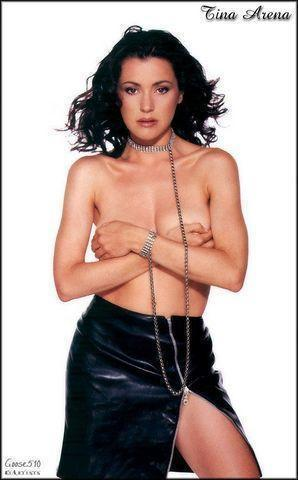 Hot picture Tina Arena tits