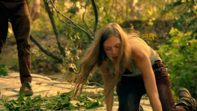 actress Tracy Spiridakos 2015 crude photo in public