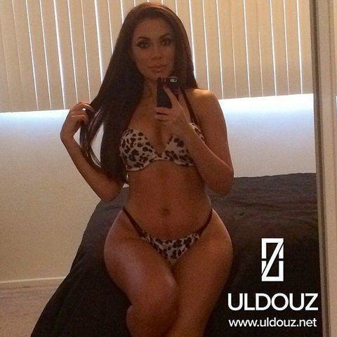 Uldouz Wallace topless pics