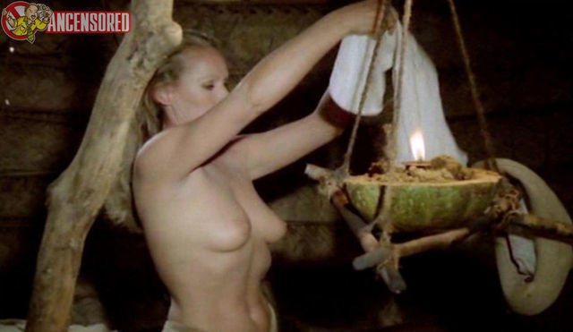 Ursula Andress topless picture