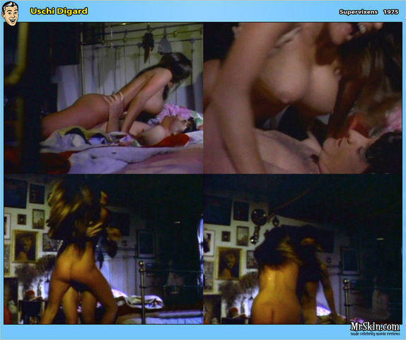 celebritie Uschi Digard teen Uncensored image in the club