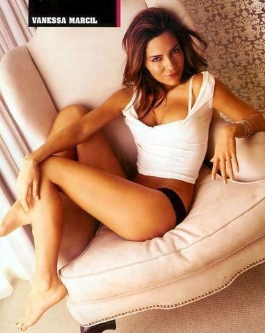 actress Vanessa Marcil 25 years the nude pics beach