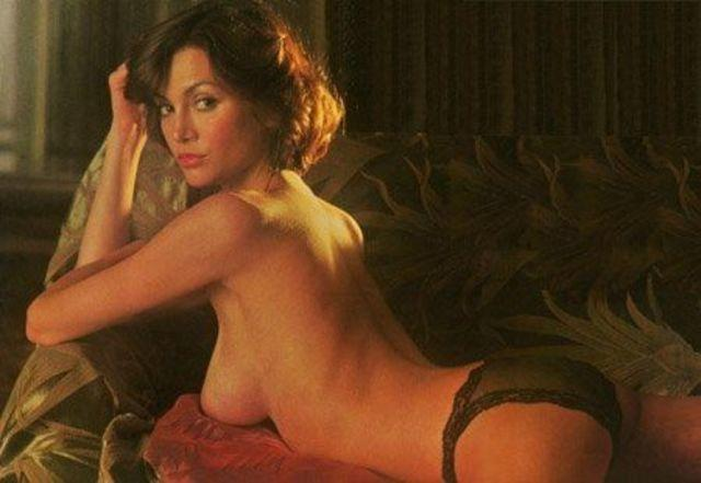 Victoria Principal topless photo
