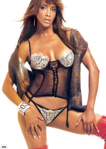 Sexy Vivica A. Fox picture high density