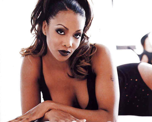 Vivica A. Fox nude photoshoot