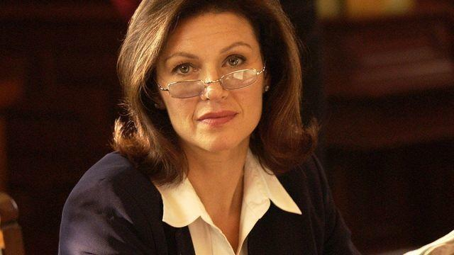 actress Wendy Crewson 19 years amative pics in public